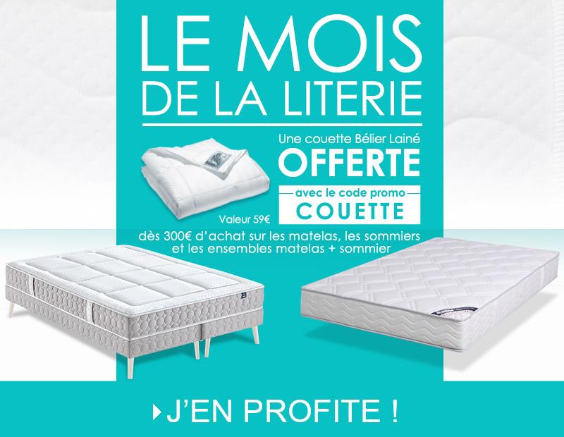 Maison et styles livraison 100 gratuite meuble d co literie - Ma maison de la literie ...