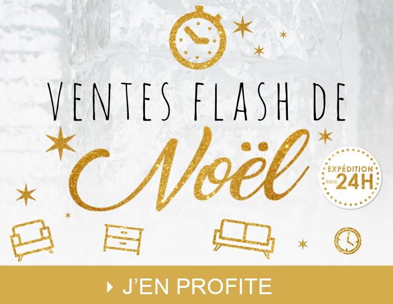 Ventes flash de Noel 2017