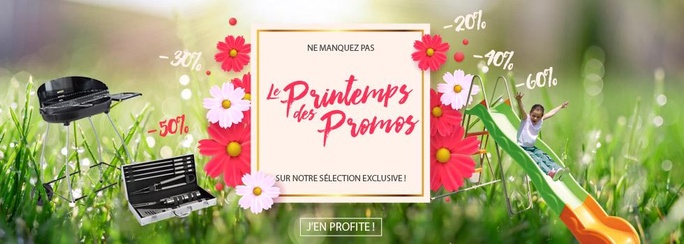 le printemps des promo