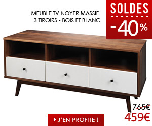 Soldes - Meuble TV