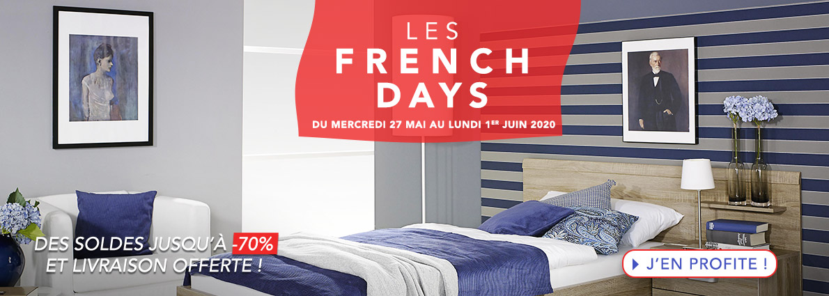 Les french Days 2020
