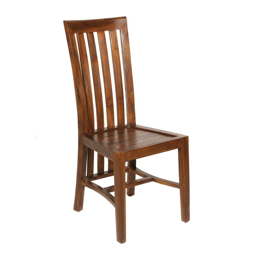 Chaise - Chaise baléro en bois - VOTARA photo 1