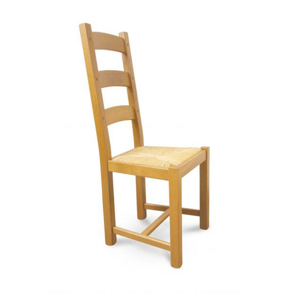 Meuble campagne - Chaise en chêne massif photo 1