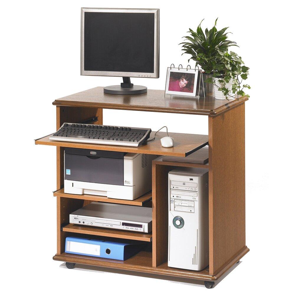 Bureau - Console informatique L87,3cm H84,6cm P48,8cm photo 1