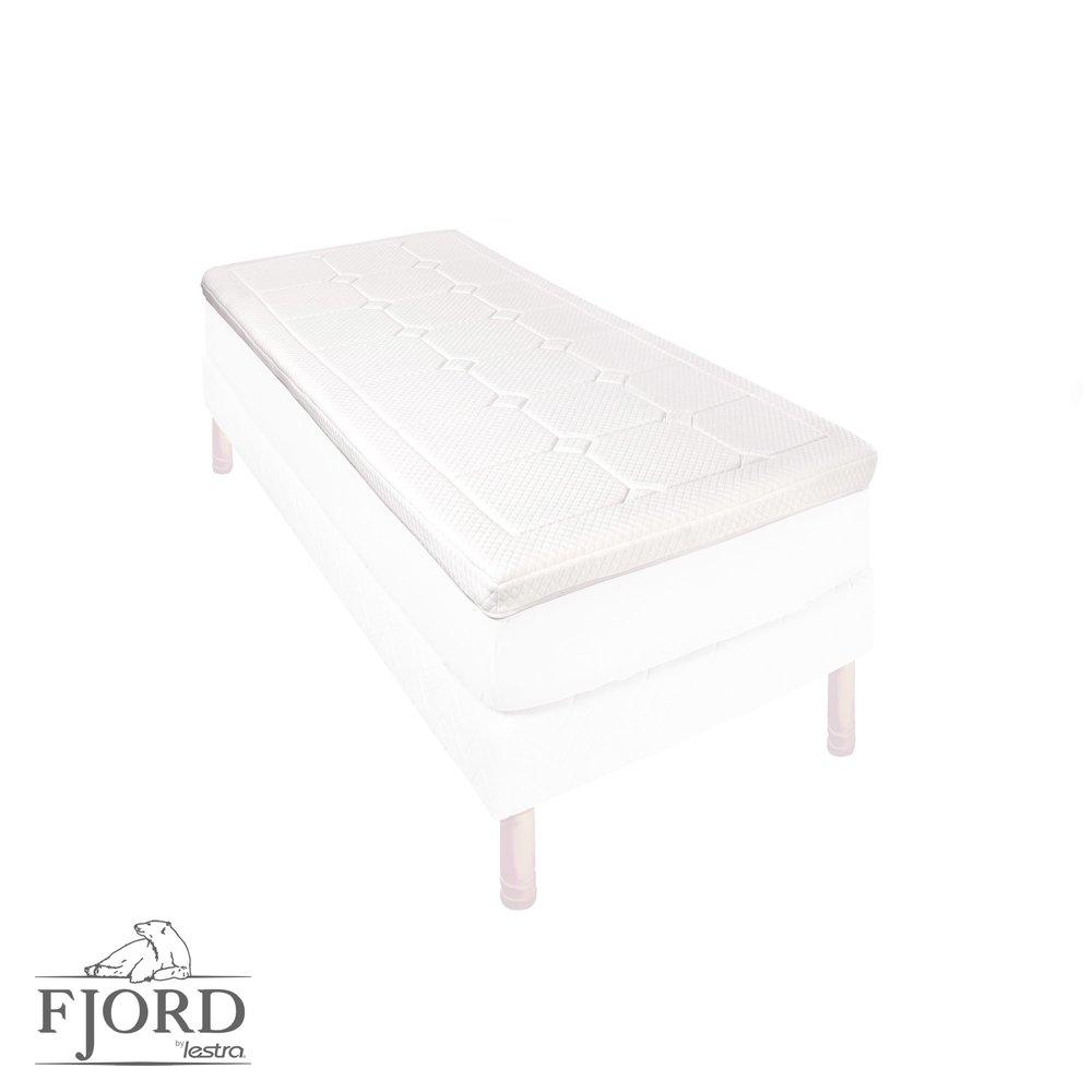 Surmatelas - Surmatelas à mémoire de forme - confort moelleux 90 x 190 cm photo 1