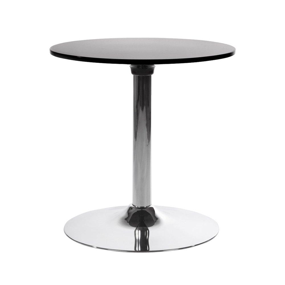 Table basse - Table basse design 60x60x60cm MARSU - noir photo 1