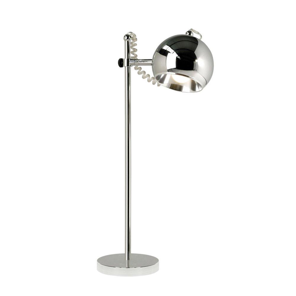 Luminaire - Lampe de table 18x30x69cm MOONY - gris photo 1