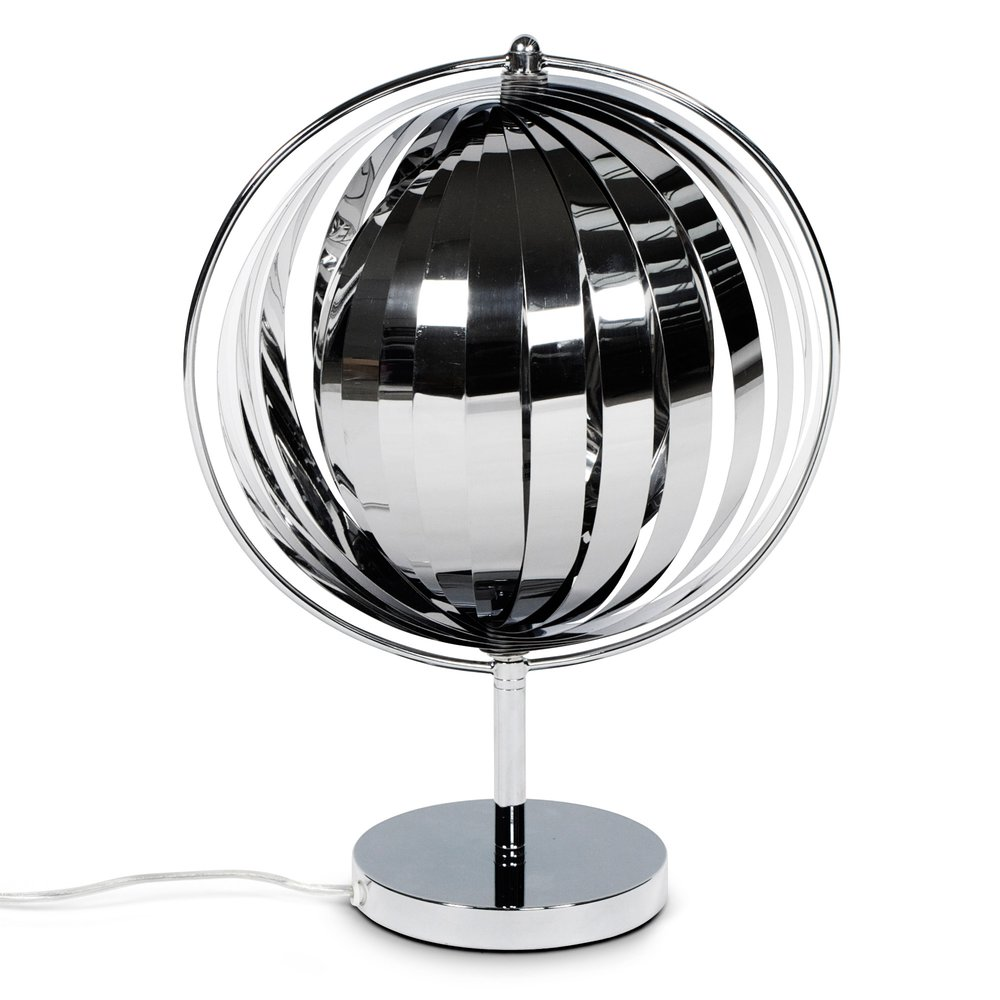 Luminaire - Lampe de table 30x32x43cm NINO SMALL - chrome photo 1
