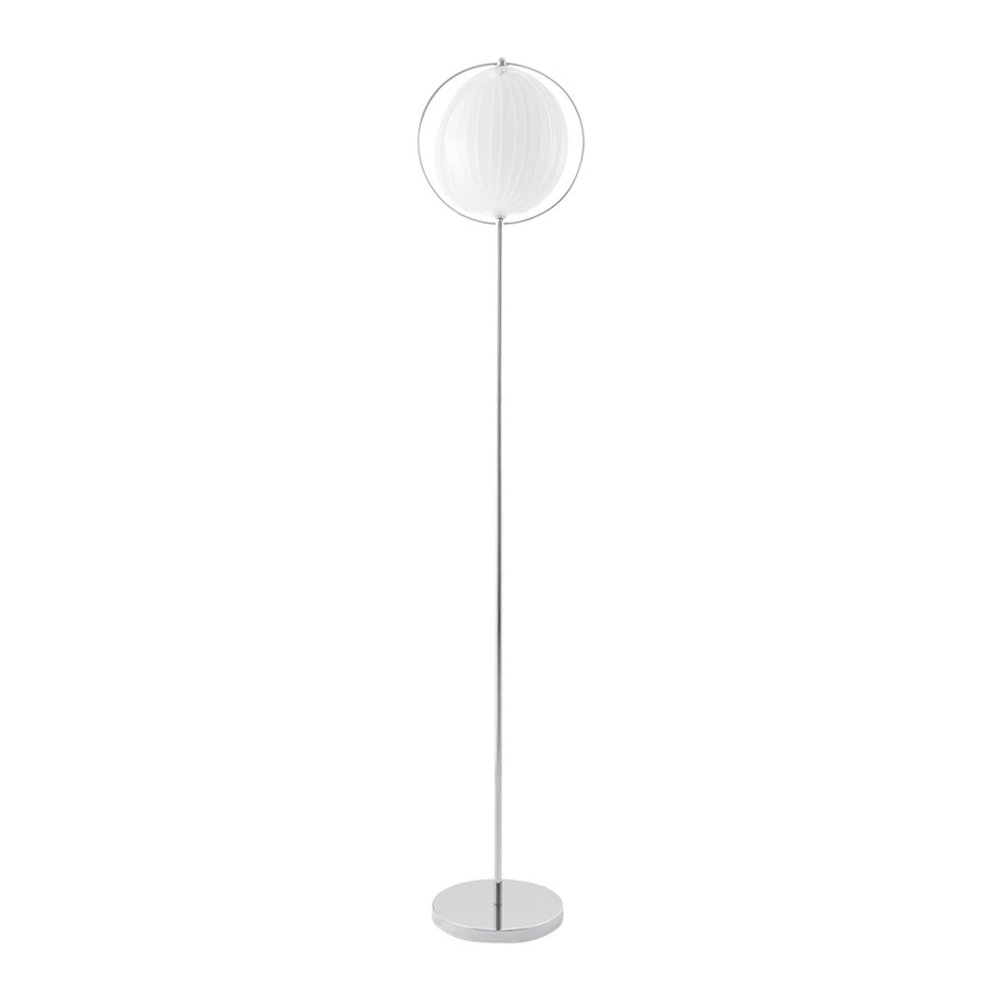 Luminaire - Lampe de sol design 25x32x164cm NINO BIG - blanc photo 1