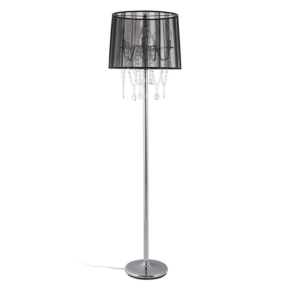 Luminaire - Lampe de sol design 45x45x165cm OUNGEO - noir photo 1