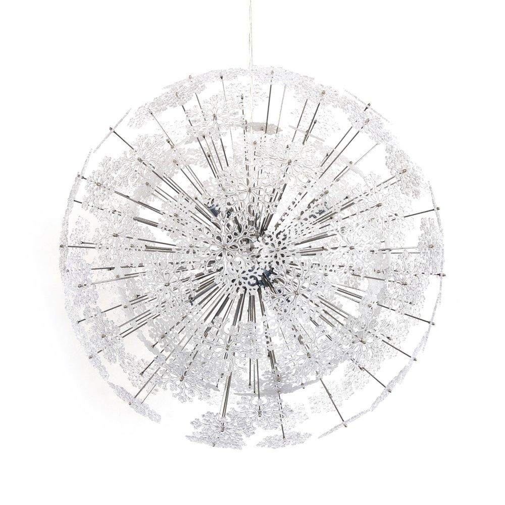 Luminaire - Lampe suspendue design 60x60x60cm SNOW photo 1