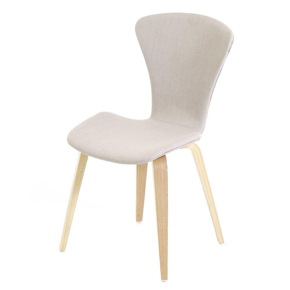Chaise - Chaise coloris crème - BARIO photo 1
