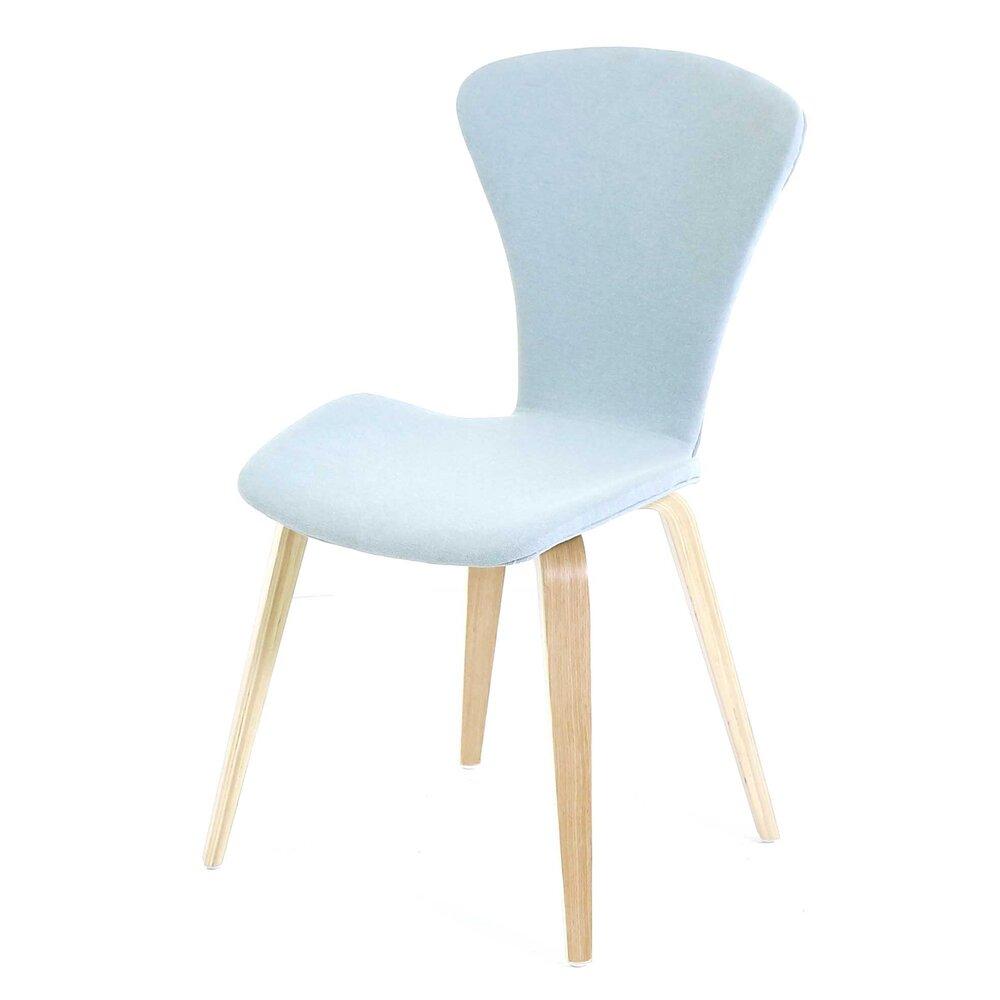 Chaise - Chaise coloris bleu clair - BARIO photo 1