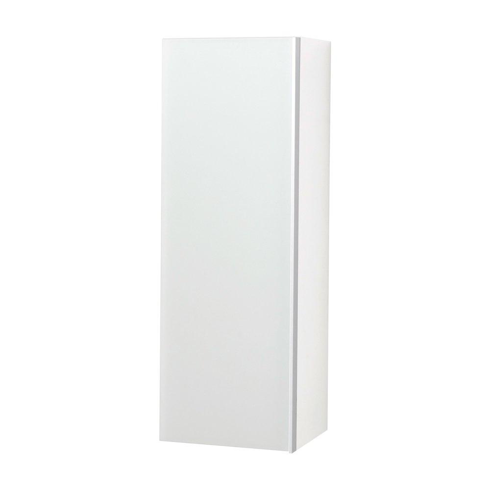 Armoire - Armoire suspendue 35x100x30cm blanc - LAVIN photo 1
