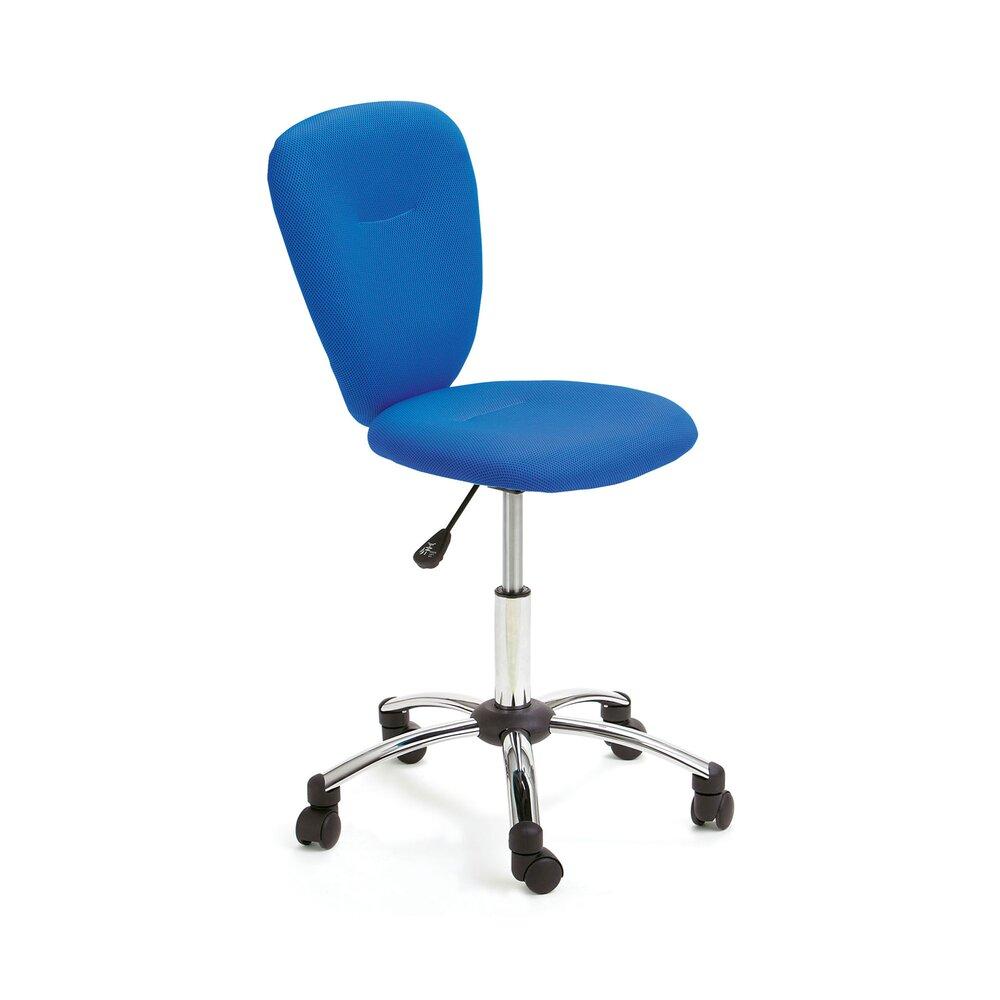 Fauteuil de bureau - Chaise de bureau enfant bleu - CHILD photo 1
