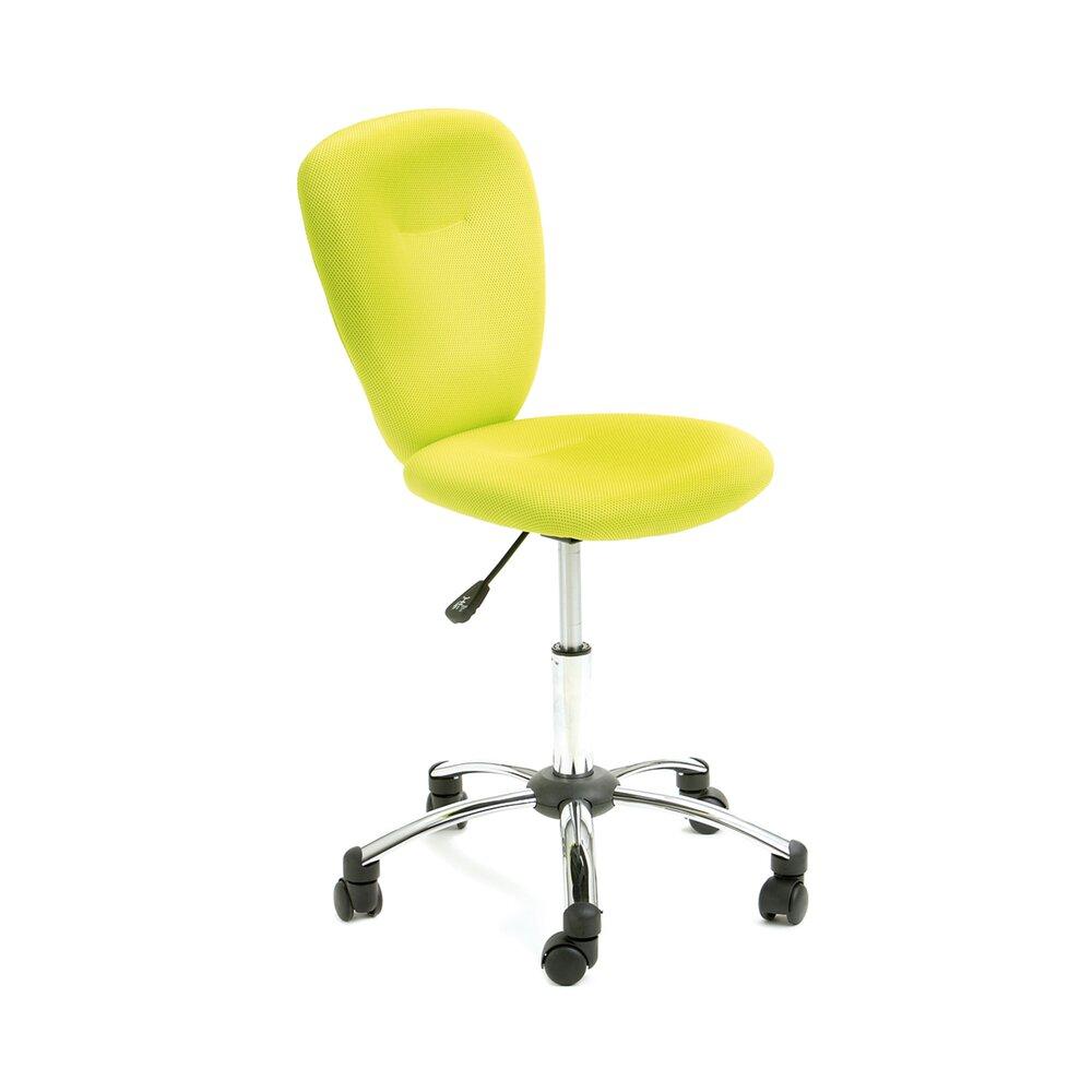 Chaise - Chaise de bureau enfant vert - CHILD photo 1