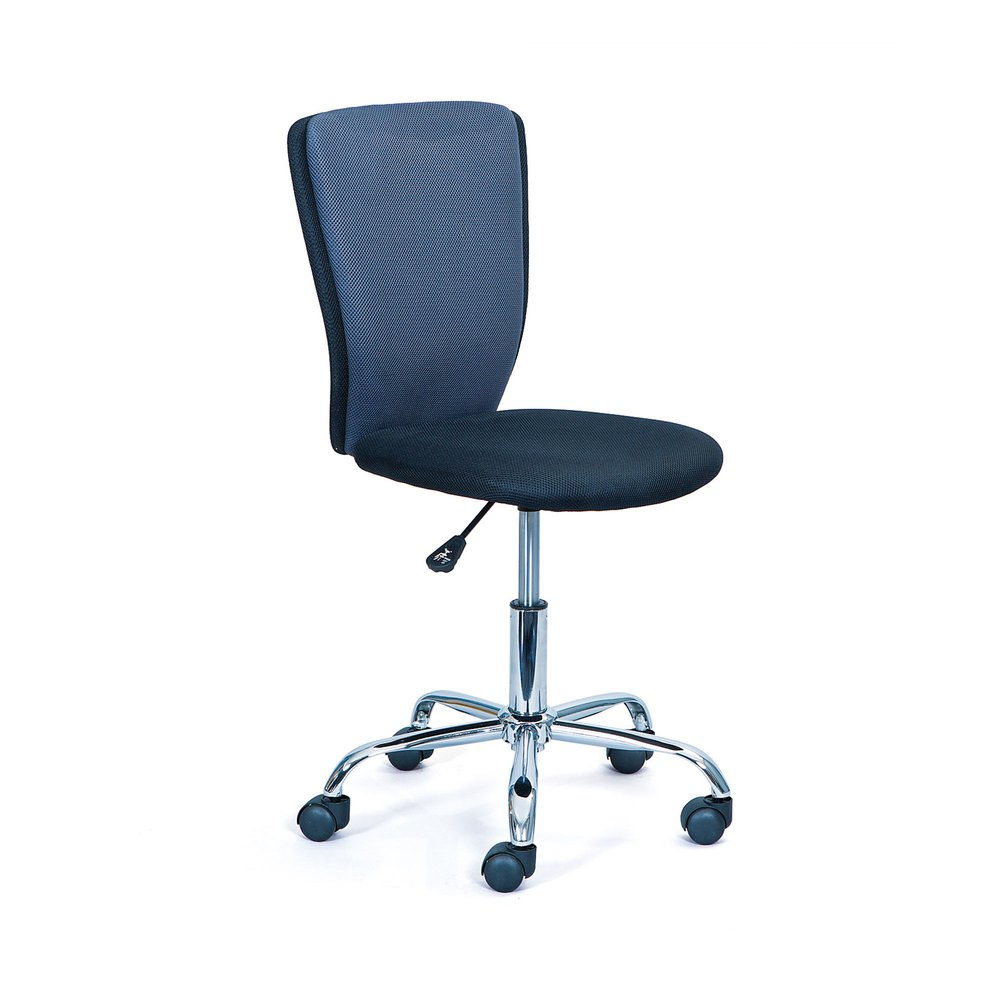 Chaise - Chaise de bureau pour enfant noir et gris - CHILD photo 1