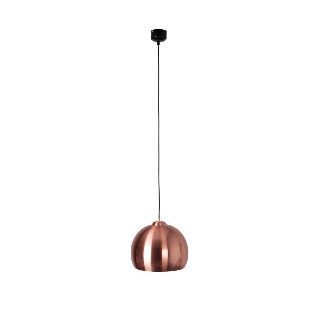 Luminaire - Suspension design 27x27x125 cm en métal cuivré photo 1