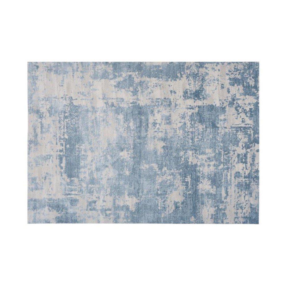 Tapis - Tapis 120x180 cm en acrylique bleu - NUMA photo 1
