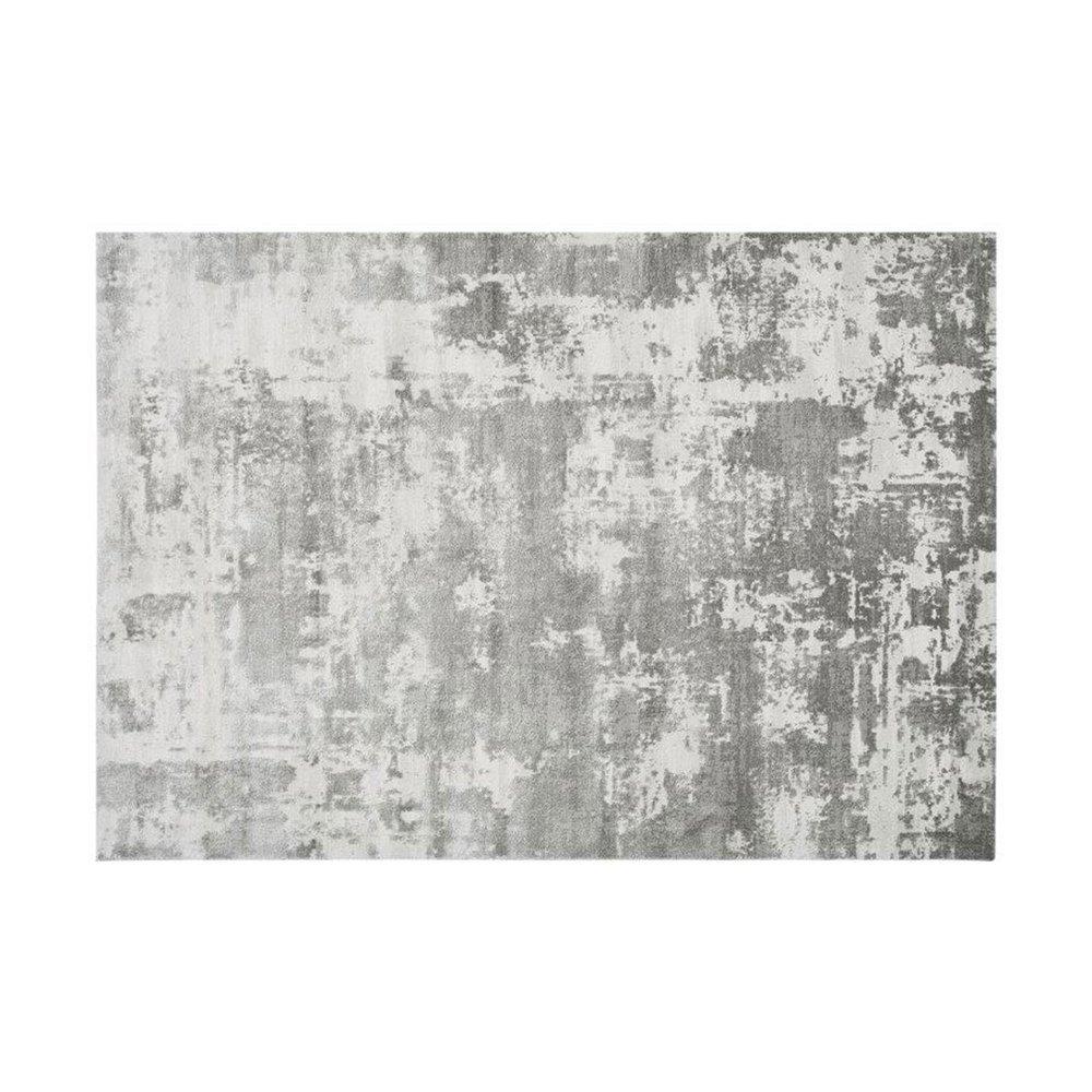 Tapis - Tapis 120x180 cm en acrylique argent - NUMA photo 1