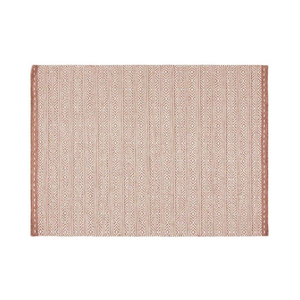 Tapis - Tapis 120x170 cm en tissu corail - OUZIA photo 1