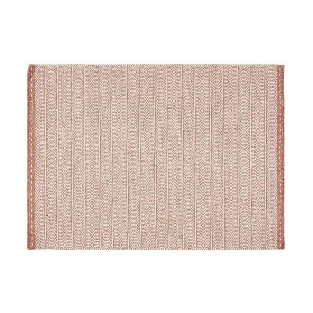 Tapis - Tapis 160x230 cm en tissu corail - OUZIA photo 1