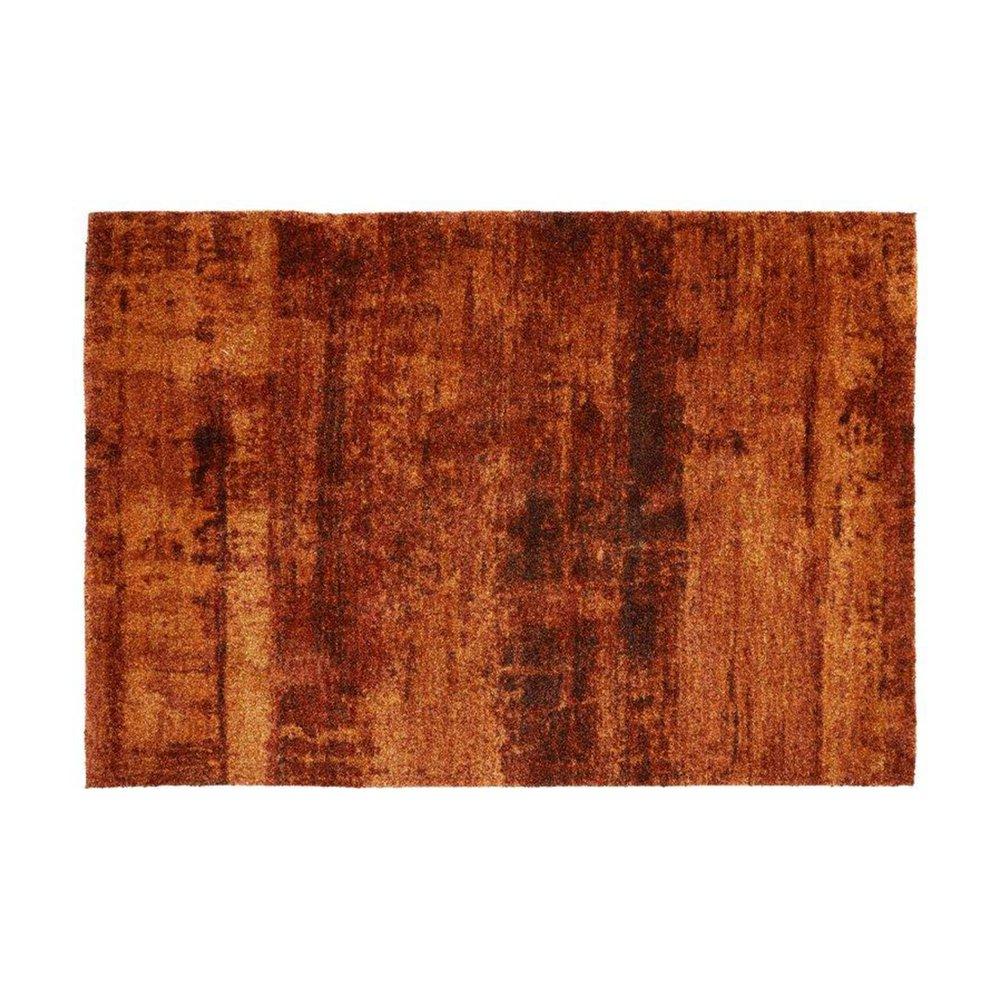 Tapis - Tapis 160x230 cm style oriental orange - RABAT photo 1