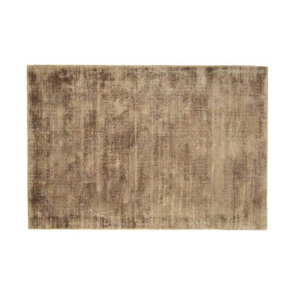 Tapis - Tapis 120x170 cm en viscose café - FLASH photo 1