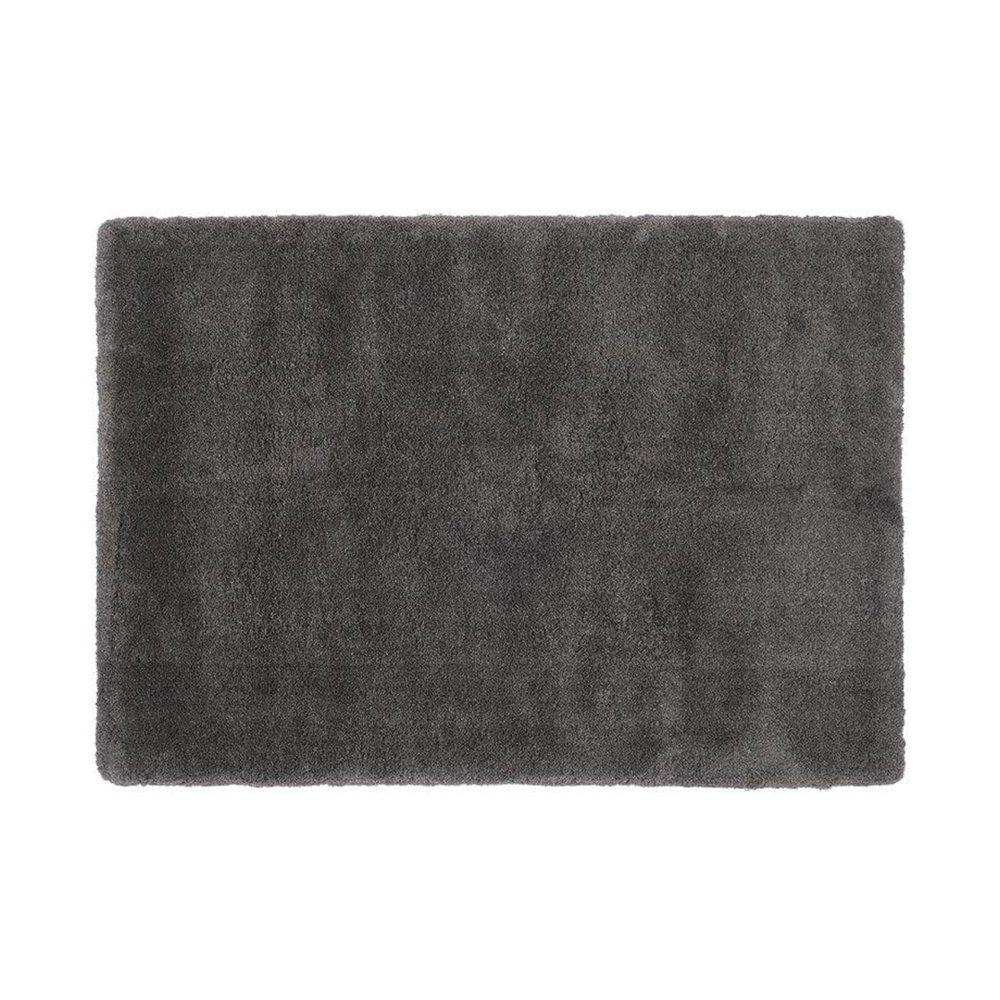 Tapis - Tapis 120x170 cm en polyester anthracite - MARY photo 1