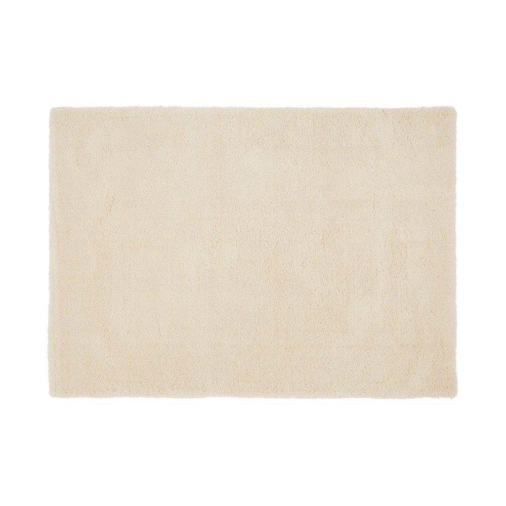 Tapis - Tapis 120x170 cm en polyester ivoire - MARY photo 1