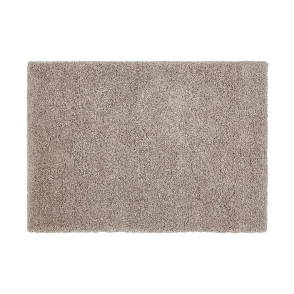 Tapis - Tapis 120x170 cm en polyester gris clair - MARY photo 1