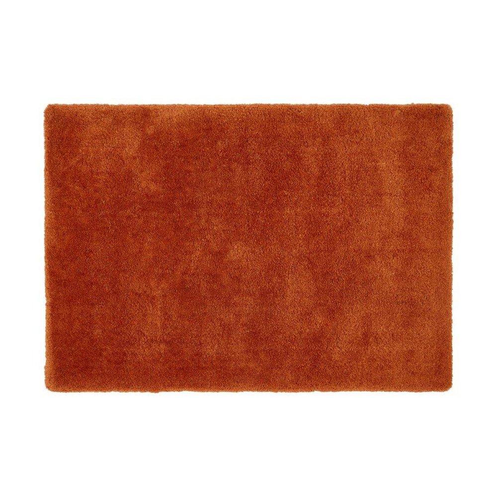 Tapis - Tapis 120x170 cm en polyester orange - MARY photo 1