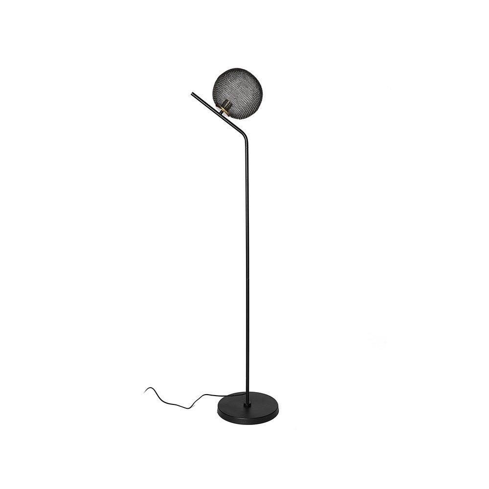 Luminaire - Lampadaire design 35x169 cm en métal noir photo 1
