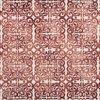 Tapis - Tapis 120x170 cm en laine et coton rouge - ALGO photo 2