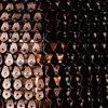 Luminaire - Suspension 35x35x150 cm en fer cuivré - COOPER photo 4