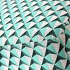 Fauteuil - Fauteuil 66x62x71 cm en tissu à motifs vert - ELISA photo 4