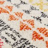 Tapis - Tapis 230x160 cm en tissu multicolore photo 5
