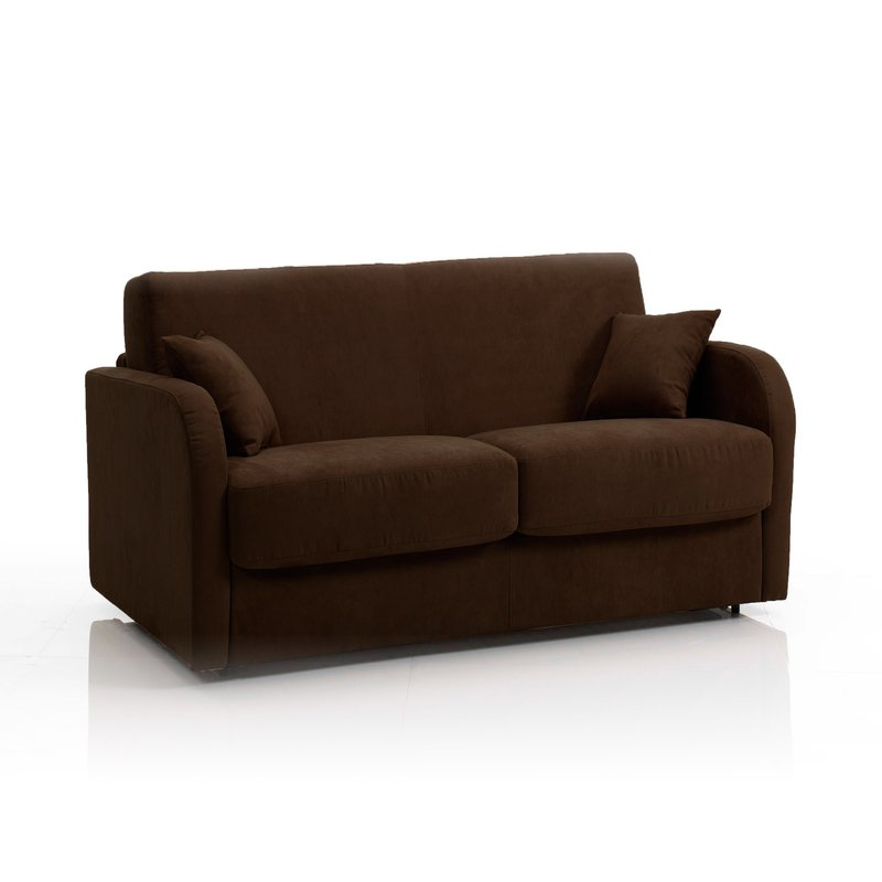 canap convertible 2 places maxi tissu d houssable. Black Bedroom Furniture Sets. Home Design Ideas