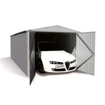 Garage en métal surface utile 17,60 m2
