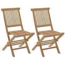 Meubles de jardin : tables et chaises en teck, bains de soleil ...