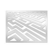 Miroir labyrinthe 99 x 76 cm