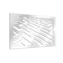 Miroir labyrinthe 73 x 56 cm