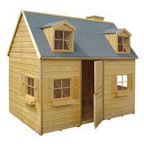 Maison de jardin en bois Rosalie 248x160x240cm