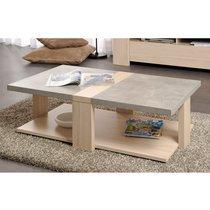 Table basse L109xH36xP65cm