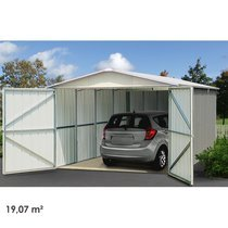 Garage Métal 19,07 m²