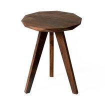 Table d'appoint 38cm en palissandre