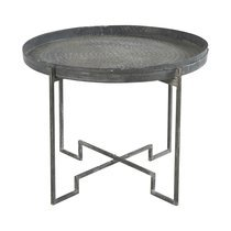 Table Basse ronde Greco D63xH45cm en métal