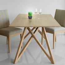 Table repas 180 cm en chêne massif - BRADLEY