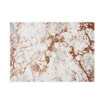 Tapis 120x180 cm en acrylique terracotta - NUMA