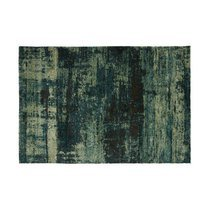 Tapis 120x170 cm style oriental vert - RABAT